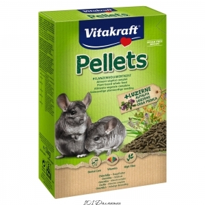 Корм для шиншилл Vitakraft «Pellets»