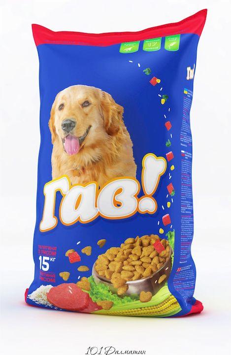 Корм для собак ГАВ телятина с рисом 10 кг