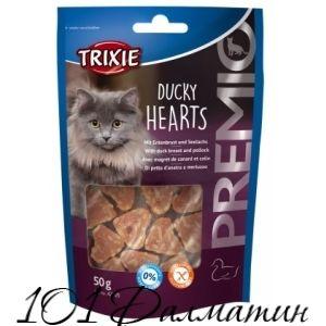 Лакомство для котов PREMIO Утка+Минтай