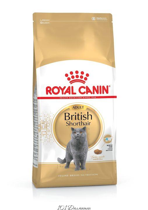 Роял Канин Британские кошки старше 12 месяцев