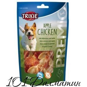 Лакомство для собак PREMIO Яблоко+Курица