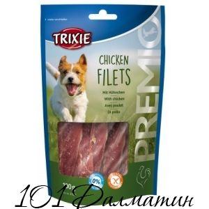Лакомство для собак PREMIO Куриные Филе