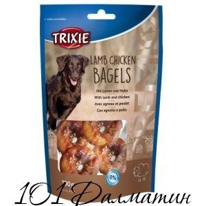Лакомство для собак PREMIO Ягненок+Курица Бублики