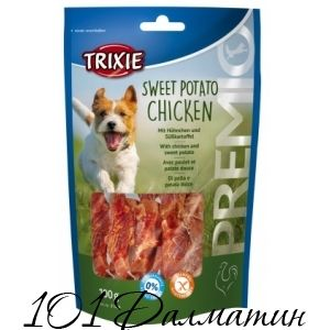 Лакомство для собак PREMIO Курица+Патат