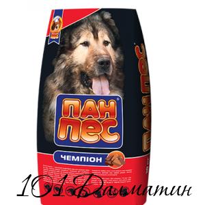 Пан Пес Чемпион для активных собак
