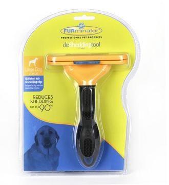 Фурминатор большой L для короткошерстных собак