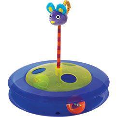 Игрушка Трек с мячиком для котов Petstages для лакомств