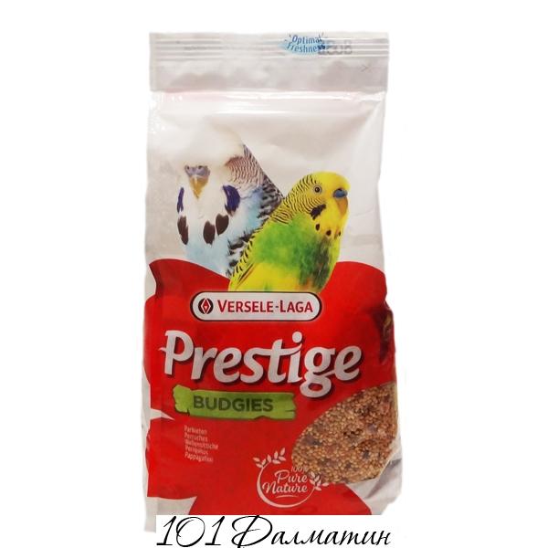 Корм Versele-Laga для волнистых попугаев Prestige Budgies