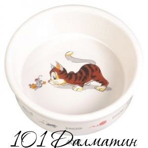 Миска керамика для кошек