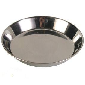 Миска металлическая для кошек /2468