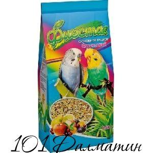 Фиеста «Фруктовый» для волнистых попугаев