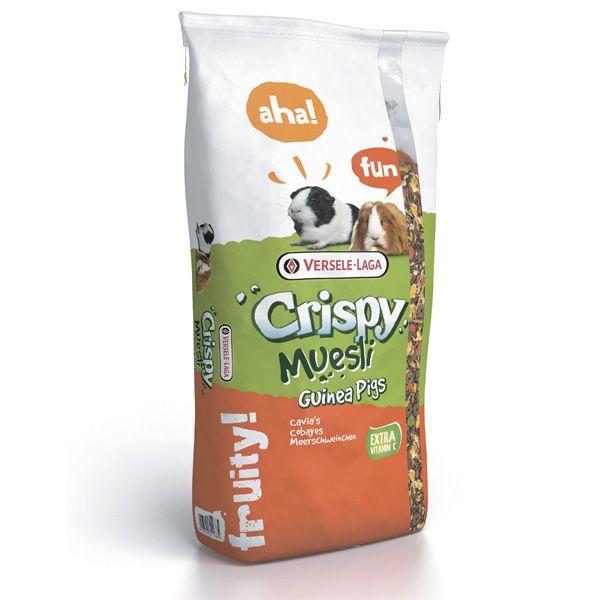 МОРСКАЯ СВИНКА (Cavia) зерновая смесь корм с витамином C для морских свинок