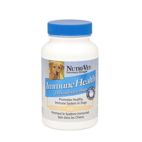 Nutri-Vet ЗДОРОВЫЙ ИММУНИТЕТ иммуностимулятор для собак