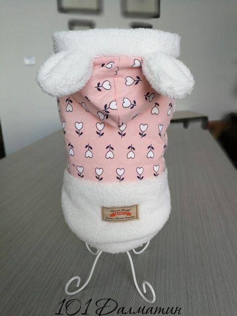 уртка для животных Добаз, Dobaz Sweet Bunny роза