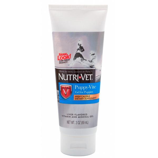 Nutri-Vet ПАППИ-ВИТ ГЕЛЬ витаминный гель для щенков