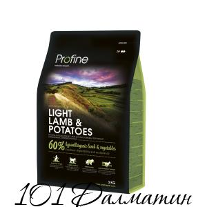 Профаин Лайт Ягненок+Картошка для склонных к полноте