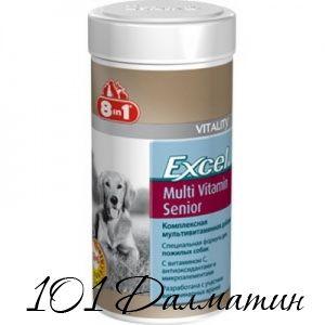 Мультивитамины для старых собак