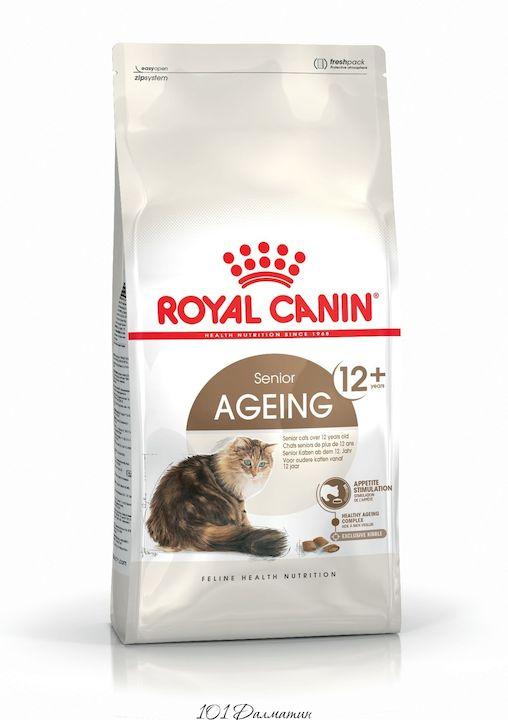 Роял Канин Ageing +12 Корм для кошек старше 12 лет
