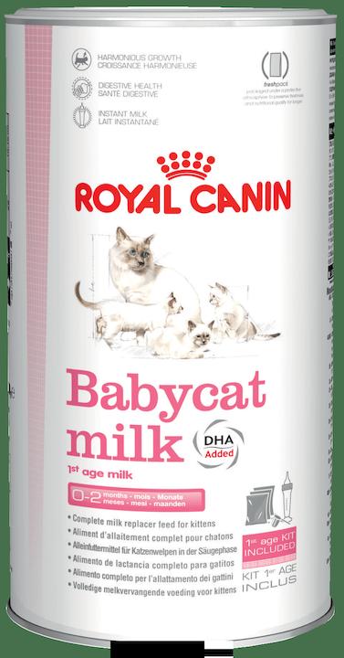 Заменитель кошачьего молока BABYCAT MILK для котят от рождения до отъёма