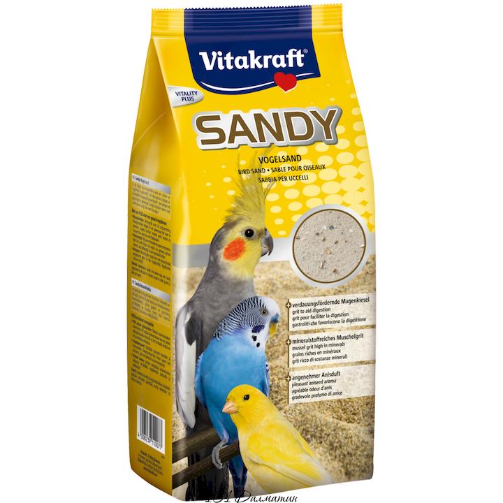 Песок для птиц SANDY 2.5кг