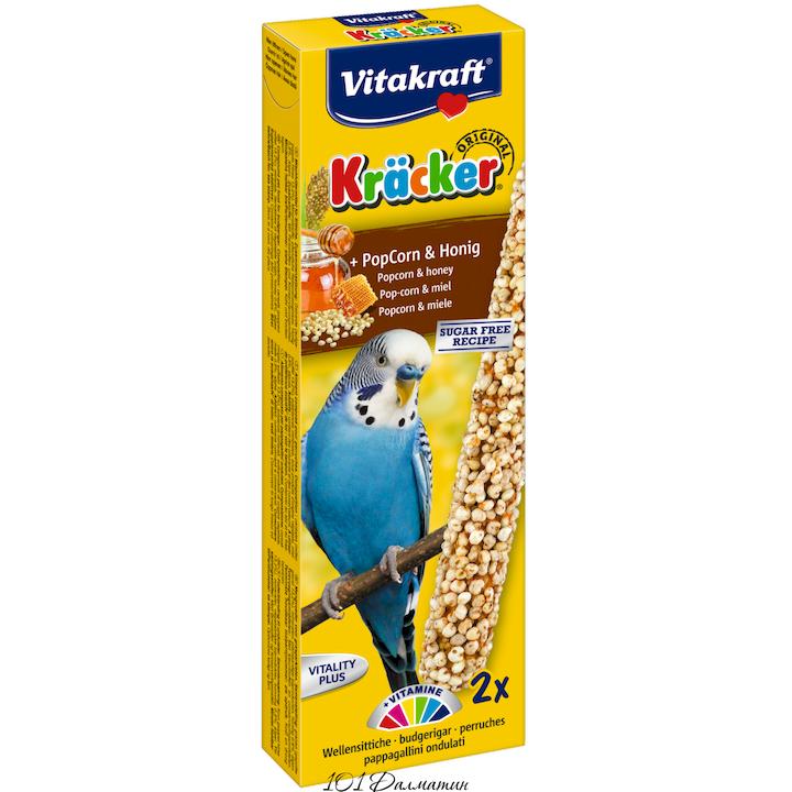 Крекер для попугаев злаки (2шт)