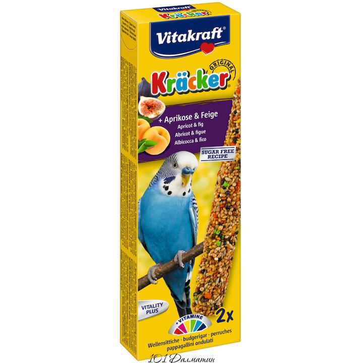 Крекер для попугаев фруктовая (2шт)
