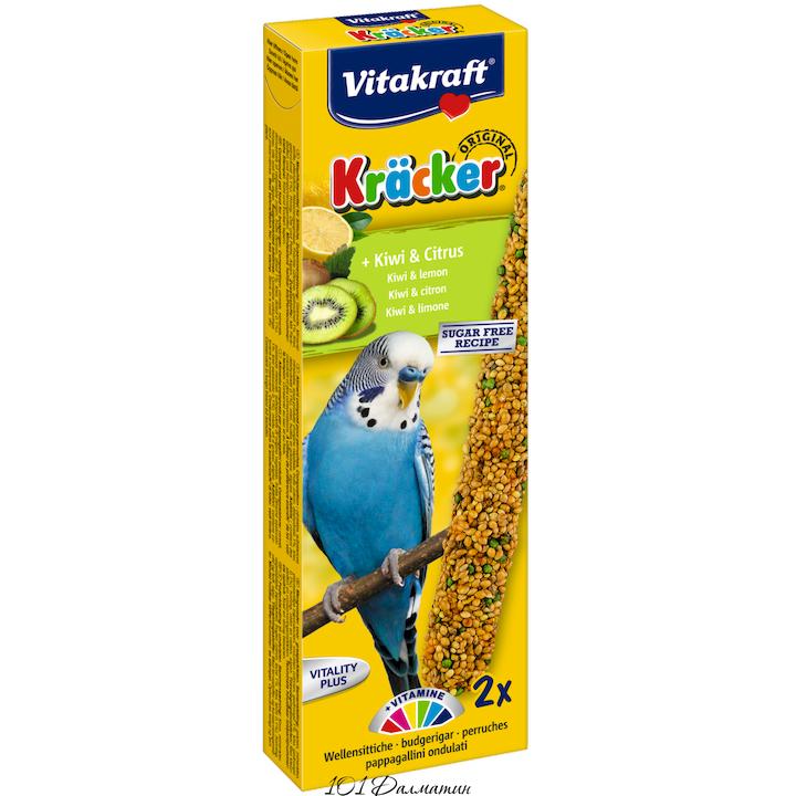 Крекер для попугаев киви (2шт)