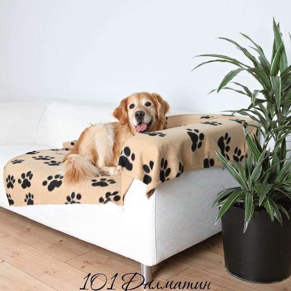 Покрывало для собак (флис)