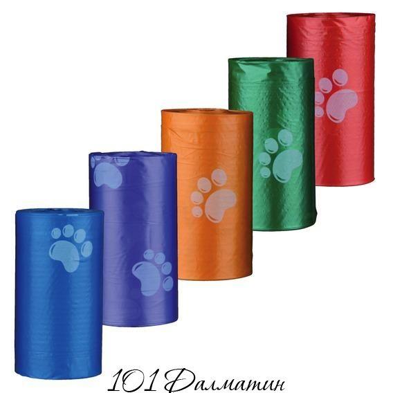 Пакет для уборки фекалий за собаками