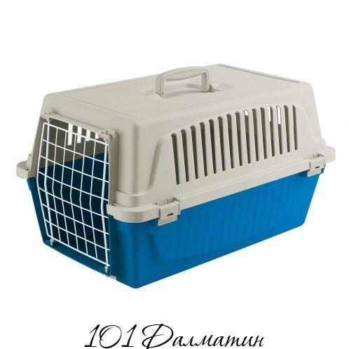Переноска для кошек и мелких собак Атлас 10