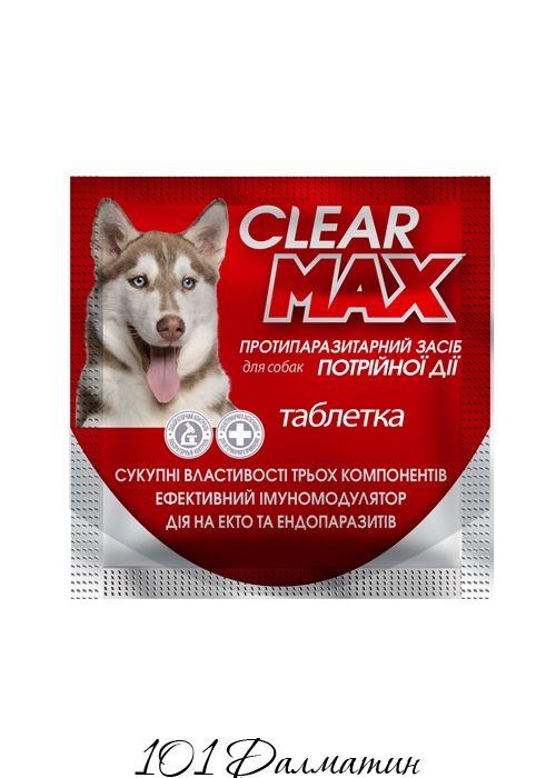 КлиарМакс (Clear Max) Антигельминтный препарат