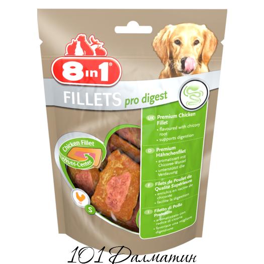 Куриное филе для улучшен. пищеварения (S) 80гр